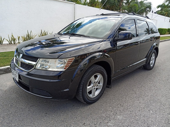 Dodge Journey 2.4 Sxt 5 Pasj At 2010
