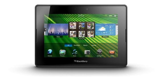 Blackberry Playbook 16gb/ Não Funciona/ Sucata P/ Peças