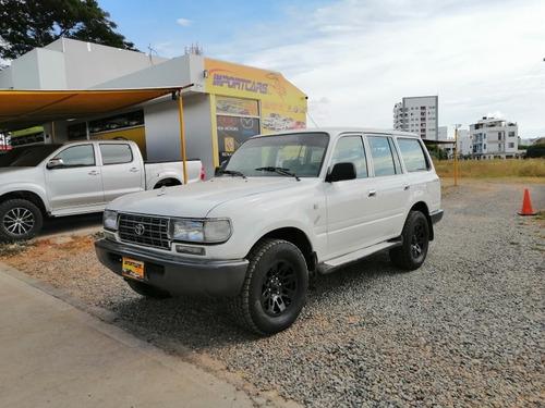 Toyota Land Cruiser Burbuja Vx