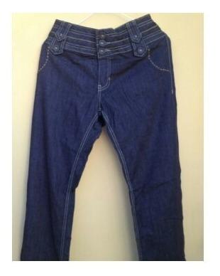 Jeans Dama Watch Talla 15 Talla Grande Plus Pantalón Zelle