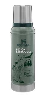 Termo Stanley Clasico Sin Manija 1 L Por Legión Extranjera