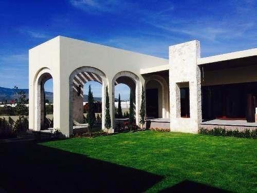 Casa Sola En Zirándaro, Club De Golf Zirandaro San Miguel De
