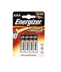 Pila Aa Energizer X4