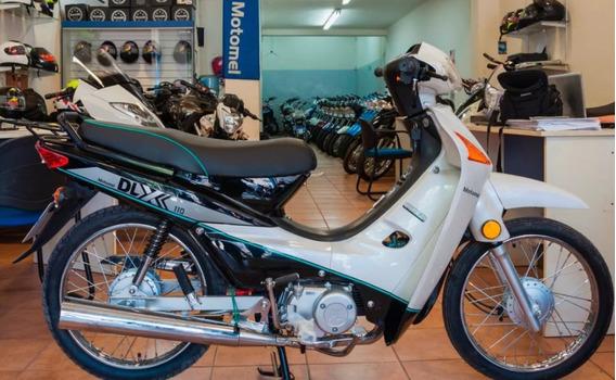 Motomel Dlx 110 Moto 110 0km 2020 Consulta Dni Megamoto