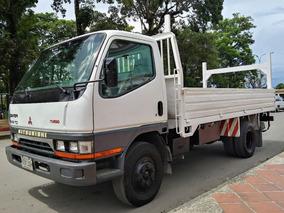 Camiones Plataformas Mitsubichi Canter Turbo