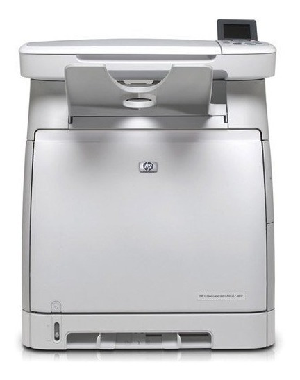 Impressora Multi Funcional Hp Laser Jet Cm 1017 Mfp
