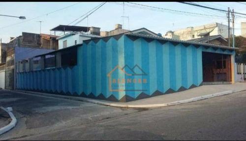 Casa Para Alugar, 200 M² Por R$ 2.500,00/mês - Itaquera - São Paulo/sp - Ca0064