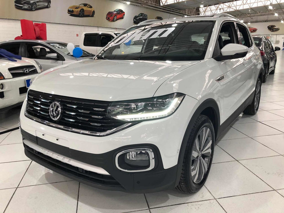 Vw T-cross Highline 250tsi 1.4 Flex - 2019/2020 - 0km