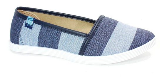 Sapatilha Alpargata Beira Rio Feminina Jeans