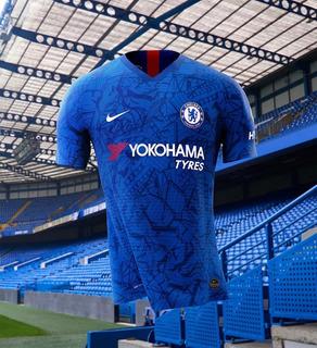 Camisa Chelsea I Home 2019/2020 Lançamento Pronta Entrega