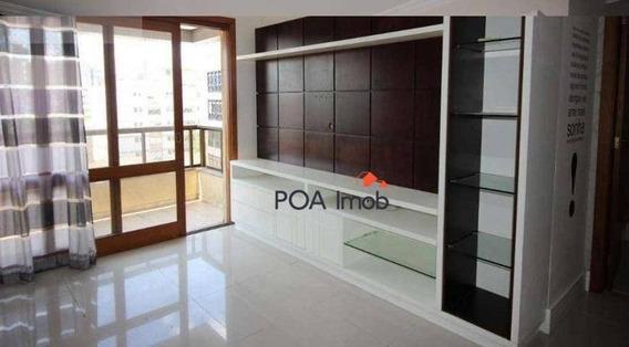 Apartamento Para Alugar, 86 M² Por R$ 2.900,00/mês - Três Figueiras - Porto Alegre/rs - Ap2703