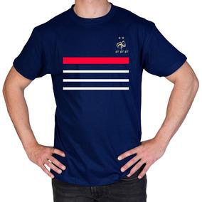 Camiseta Estampada Francia Futbol