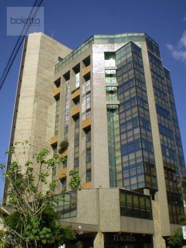 Sala Para Alugar, 34 M² Por R$ 1.600,00/mês - Moinhos De Vento - Porto Alegre/rs - Sa0176