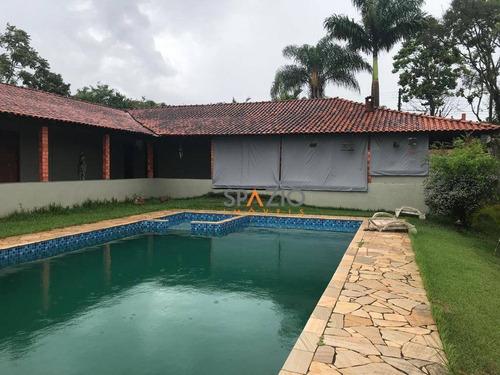 Imagem 1 de 15 de Chácara À Venda, 1092 M² Por R$ 1.055.000 - Núcleo Portal Dos Nobres - Ipeúna/sp - Ch0014