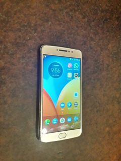 Celular Moto E4 Plus Gold