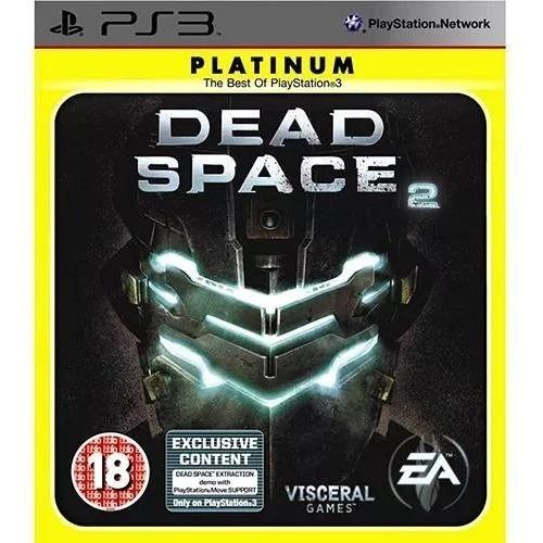 Dead Space 2 Platinum - Ps3 Mídia Física Jogo
