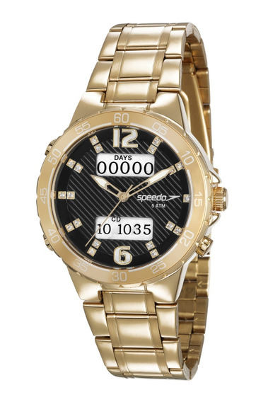 Relógio Speedo Feminino 15009lpevde1 Digital