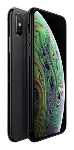 Imagen 1 de 5 de Celular Apple iPhone XS 64gb Space Gray + Funda + Audifonos
