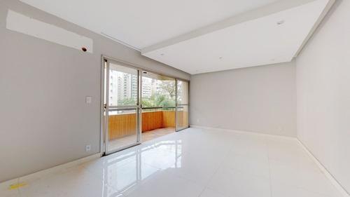 Imagem 1 de 30 de Apartamento À Venda No Itaim Bibi-sp, 196m², 4 Dormitórios, 4 Suítes, 3 Vagas De Garagem - Ap00820 - 69335674