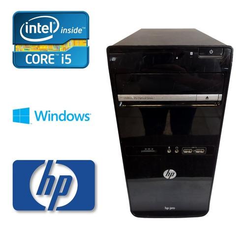 Pc / Cpu Hp Pro Torre I5 2300 Ram 4gb 320gb Hd