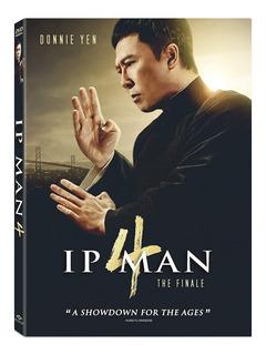 Ip Man 4: Finale Ip Man 4: Finale Usa Import Dvd Nuevo