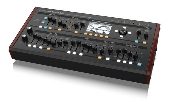 Sintetizador Behringer Deepmind12 D - 2 Anos De Garantia