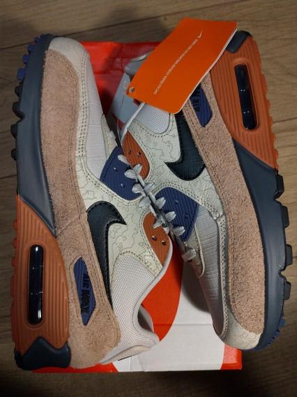 Tênis Nike Air Max 90 CamowabbNovo Na EtiquetaSize: 38