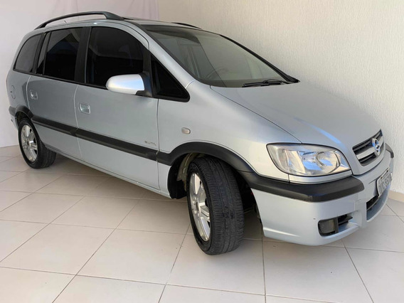 Chevrolet Zafira 2.0 Elite Flex Power Aut. 5p 7lugares