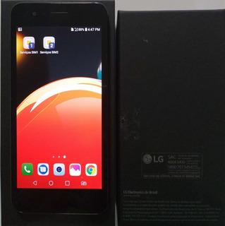 Celular LG K 9 16 Gb Usado Sem Detalhes Com Garantia