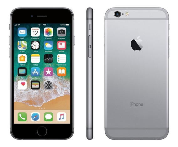 Celular Apple iPhone 6 Plus 16gb Lightning Reacondiconado