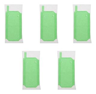 5pieces Bateria Porta De Volta Cola Fita Adesivo Stickers Pa