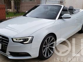 Audi A5 2.0 Tfsi Cabriolet 16v Gasolina 2p S-tronic