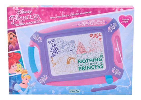 Princesas Pizarra Magnetica Original Ditoys