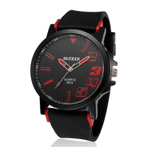 Relógio Masculino Esportivo Migger