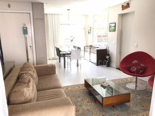 Imagem 1 de 15 de Apartamento À Venda, 184 M² Por R$ 2.500.000,00 - Vila Mariana - São Paulo/sp - Cf70011