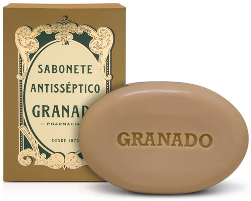 Imagem 1 de 2 de Sabonete Em Barra Antisséptico Tradicional Granado 90g