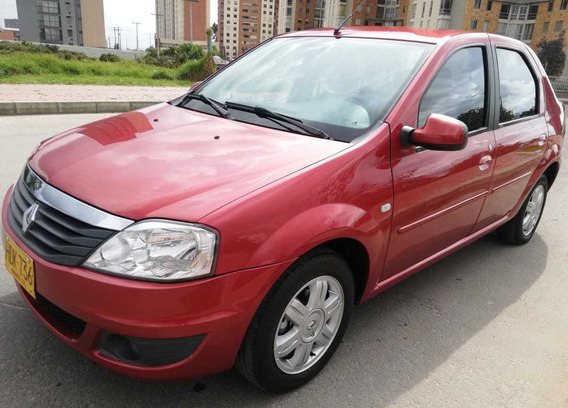 Renault Logan 1.600 Aa Mt Abs Fe