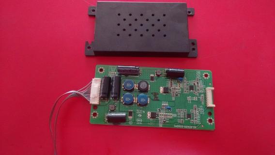 Placa Inverter (dos Leds) Tv Toshiba Mod. Le4064 (b)f.