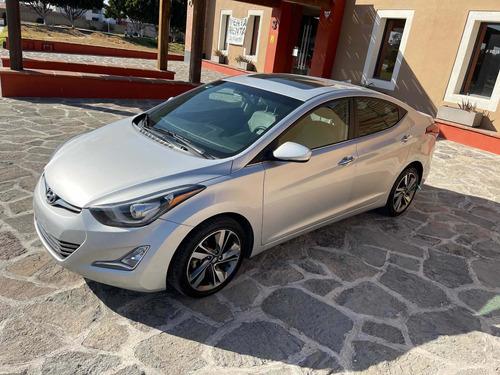 Hyundai Elantra 2.0 Limited Tech Navi At 2016