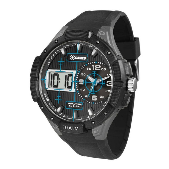 Relógio X-games Masculino Xmppa220 Bxpx - Loja Oficial