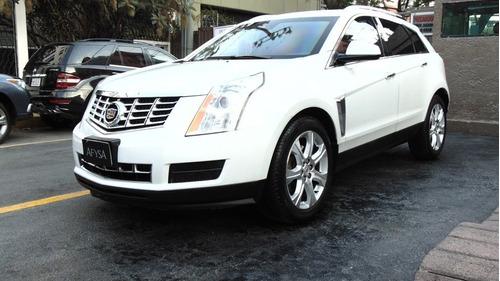 Cadillac Srx 2014 Blindada Nivel 3 Plus Blindaje Blindados