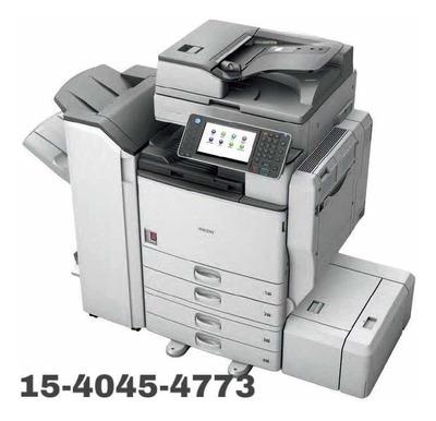 Alquiler Fotocopiadoras Impresoras Multifuncion B&n - Color
