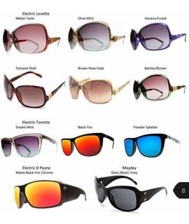 Gafas Electric Visual Lentes De Sol Nuevos Originales Varios