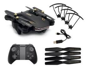 Drone Visuo Batlle Sharks Xs809s 720p 2 Baterias
