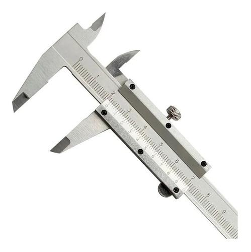 Calibre Mecanico 150mm Labor Lec 0.05 Inoxidable