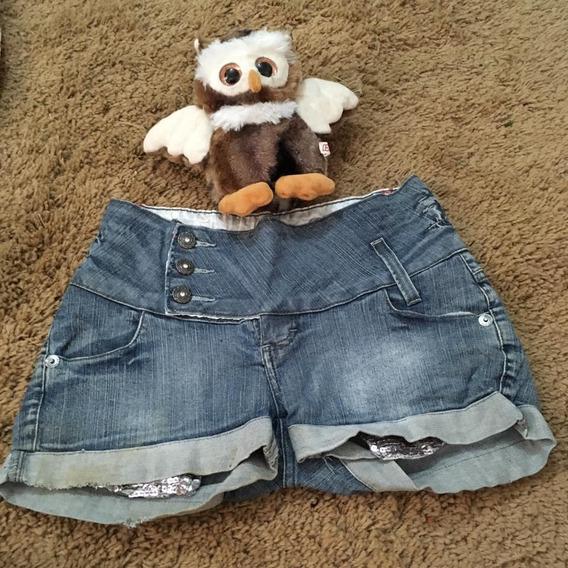 Short Jeans Feminino 0064