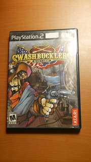 Swashbucklers Para Play Station 2