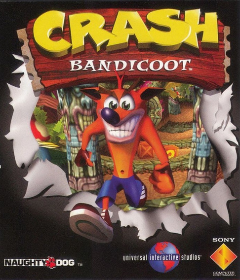 Crash Bandicoot Pc Jogo Digital - Envio Por Email