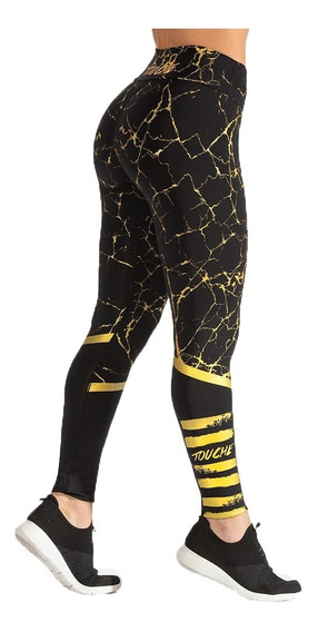 Calza Touche Sport Deluxe Ropa Deportiva Gym Xgm Ls 5
