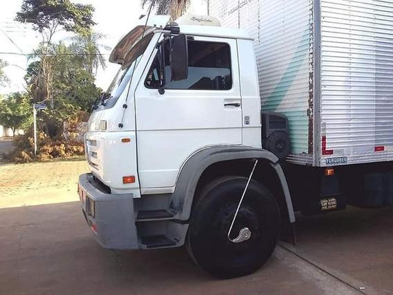 Caminhão Vw 15.190 Todo Revisado Baú